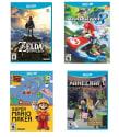 Wii U Games at Target: Buy 1, get 2nd free + free shipping