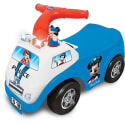 Kiddieland Mickey Mouse Police Ride-On for $15 + pickup at Walmart