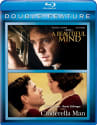 A Beautiful Mind & Cinderella Man on Blu-ray for $6 + free shipping w/ Prime