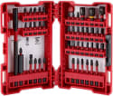 Milwaukee 45-Piece Shockwave Impact Bit Set for $20 + pickup at Home Depot