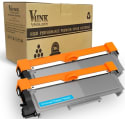 2 Toner Cartridges for Brother Printers for $14 + free shipping w/ Prime