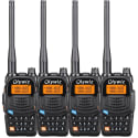 Olywiz Ham Radio Walkie Talkie 4-Pack for $139 + free shipping