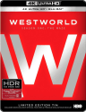 Westworld: Complete First Season 4K Blu-ray for $25 + pickup at Best Buy