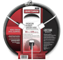 "Craftsman 50-Foot 5/8"" Rubber Garden Hose for $18 + pickup at Sears"