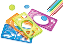 7Tech Set C Drawing Stencils Kit for $9 + free shipping w/ Prime