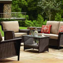 Ty Pennington Parkside 4-Piece Seating Set for $505 + free shipping