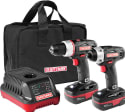 Craftsman C3 Drill/Driver Kit for $110 + free shipping