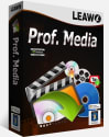 Leawo Prof. Media 1-Year for PC or Mac for $90