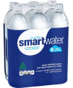 Glaceau Smartwater 1L Vapor Distilled 6-Pack for $6 + free shipping