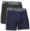 "Under Armour Men's 6"" Boxerjock 2-Pack for $15 + pickup at Cabela's"