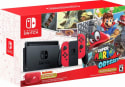 Nintendo Switch Mario Odyssey Console Bundle preorders for $380 + free shipping