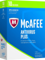 McAfee 2017 AntiVirus 10-Device 1-Year PC for $0 after rebate + free shipping