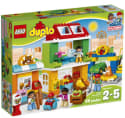 LEGO Duplo Town Square for $34 + free shipping