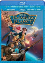 Treasure Planet: 10th Ann. Ed. on Blu-ray/DVD for $10 + free shipping w/ Prime