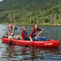 Lifetime Kodiak 13-Foot Canoe w/ Paddles for $429 + pickup at Walmart