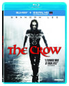 The Crow on Blu-Ray for $5 + pickup at Walmart