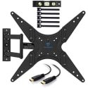 "Perlesmith TV Wall Mount for 23"" to 60"" TVs for $17 + free shipping w/ Prime"
