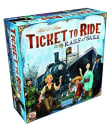 Ticket To Ride Rails and Sails Board Game for $60 + free shipping