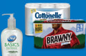 Cleaning Supplies at Quill: Up to $35 off $150 + free shipping w/ $45