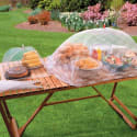 4 Folding Food Tents for free + $5 s&h