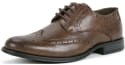 Alpine Swiss Men's Zurich Brogue Shoes for $30 + free shipping