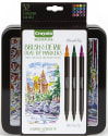 Crayola Dual Tip Markers Calligraphy Set for $9 + free shipping w/ Prime