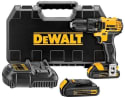 Refurb DeWalt 20V Max Drill / Driver Kit for $80 + free shipping