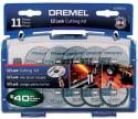 Dremel EZ Lock Cutting Kit for $7 + pickup at Fry's