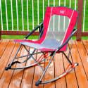 Timber Ridge Folding Rocker Chair from $30 + $3 s&h