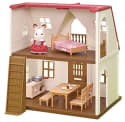 Calico Critters Red Roof Cozy Cottage for $17 + free shipping