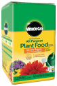 Miracle-Gro All Purpose Plant Food 8-oz. Box for $4 + free shipping w/ Prime
