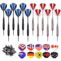 Win.Max Steel Tip Dart 12-Pack for $11 + free shipping w/ Prime