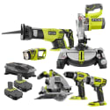 Ryobi Power Tools & Accessories at Home Depot: Up to 40% off + free shipping