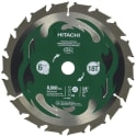 "Hitachi 6.5"" 18T Framing VPR Blade for $11 + free shipping w/ Prime"