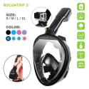 Rocontrip Full Face Snorkel Mask for $20 + free shipping