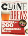 Recipes for 200 Commercial Beers Kindle eBook for $1