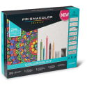 Prismacolor Premiere 25pc Adult Coloring Kit for $10 + pickup at Walmart