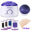 Wokaar Rapid Melt Hair Removal Waxing Kit for $21 + free shipping