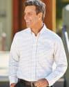 Irvine Park Men's Long-Sleeve Oxford Shirt for $12 + free shipping