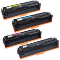 Supricolor Replacement HP Toner Cartridge 4pk for $53 + free shipping