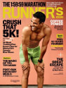 Runner's World Magazine 1-Year Subscription: 12 issues for $5