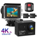 Uten 16MP 4K WiFi Waterproof Action Camera for $38 + free shipping