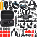 Leknes Accessories Bundle for Action Cameras for $9 + free shipping w/ Prime