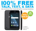 100% Free Service w/Refurb Huawei Phone, more for $30 + free shipping
