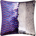 Mainstays Reversible Sequin Decorative Pillow for $5 + pickup at Walmart
