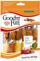 Good'n'Fun Rawhide Chews 4-oz. Bag for $3 + free shipping