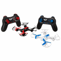 Sky Rider Quadcopter Battle Drone 2-Pack for $18 + pickup at Walmart