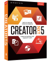 Roxio Creator NXT 5 DVD Burning Suite for PC for $50 + free shipping
