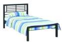Your Zone Metal Twin Bed for $89 + free shipping