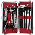 Anself 10pc Stainless Manicure / Pedicure Set for $6 + free shipping w/ Prime